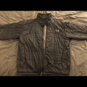 The north face inner puff jacket